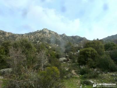 Sierra Porrones-Senda de las Cabras;madrid en ruta sierra de madrid pueblos parque natural gorbea la